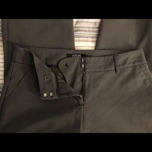 Grey slacks